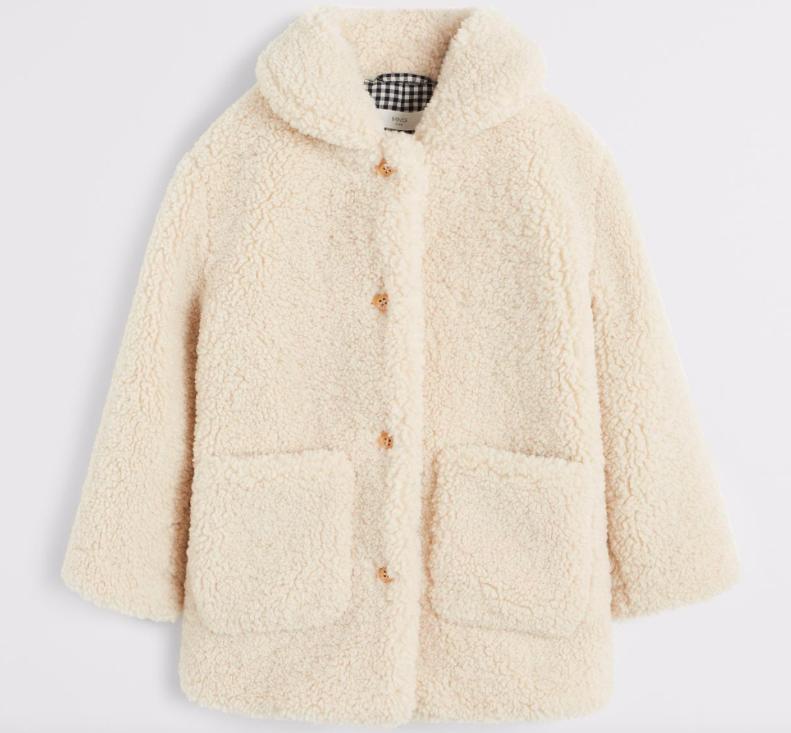 girls-faux-shearling-coat