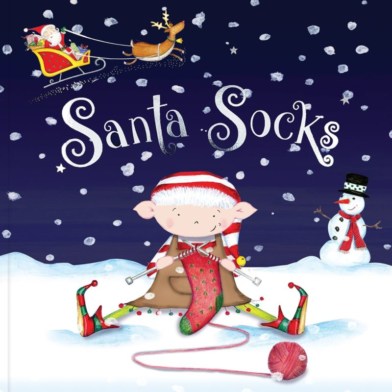 Santa-Socks-personalised-story-christmas-gift-cover