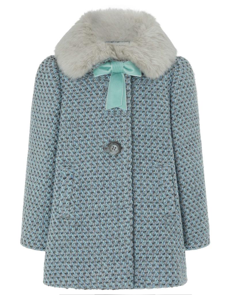 baby-tweed-fur-collar-coat