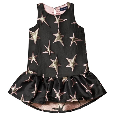 black-star-party-dress
