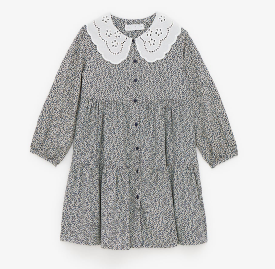 floral-peter-pan-collar-dress