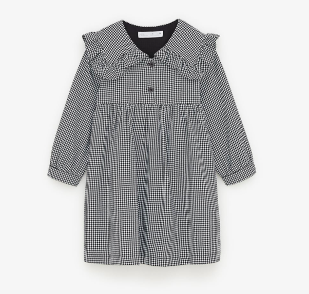 houndstooth-puritan-collar-dress