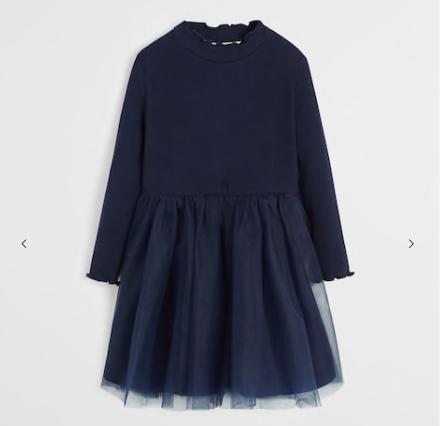 navy-tulle-dress