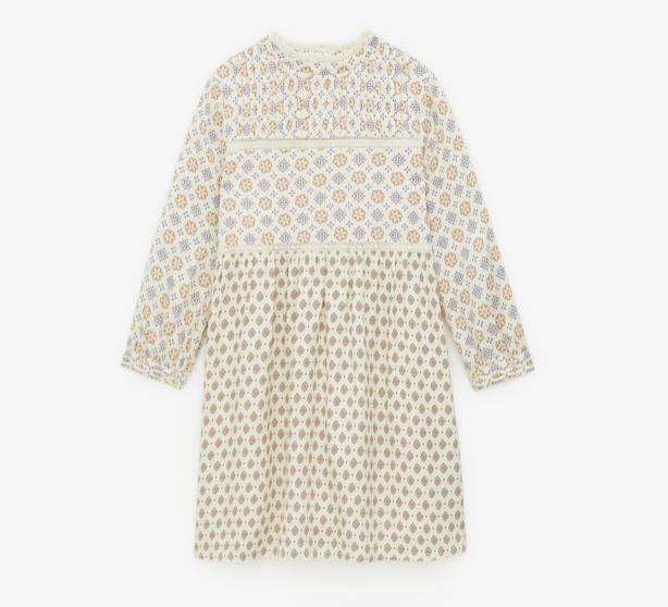 paisley-lace-trimmed-dress