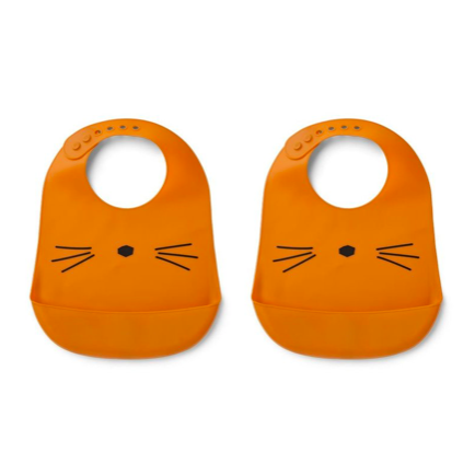 set-of-two-mustard-silicone-bibs