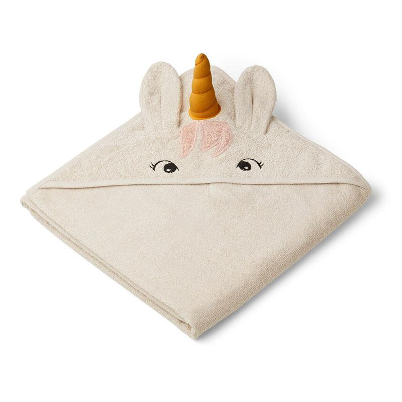 unicorn-hooded-towel