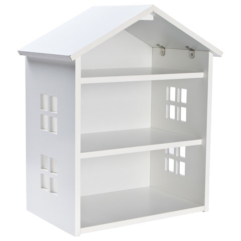 white-doll-house