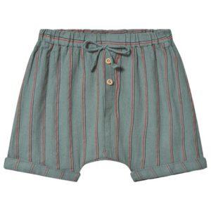 stripe baby shorts