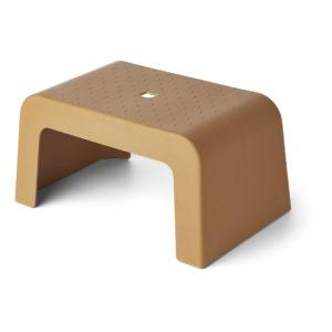 Mustard footstool