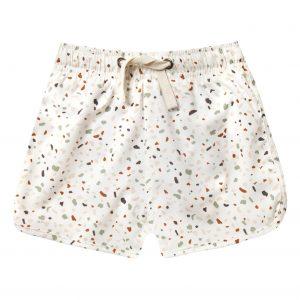 Boys printed swim shorts