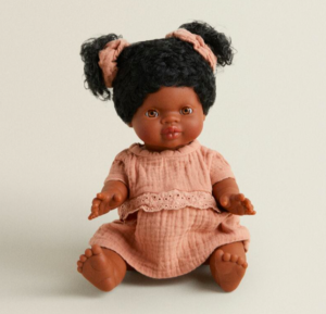 Baby doll zara dress