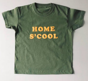 Home s'cool t-shirt