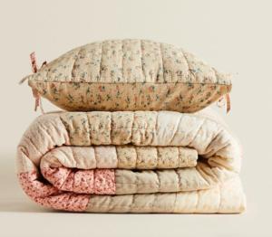 Kids patchwork bed set