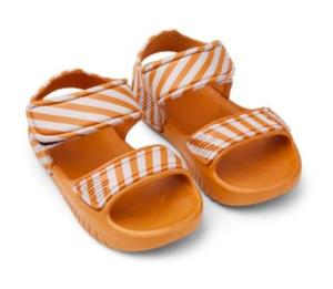 Mustard kids sandals