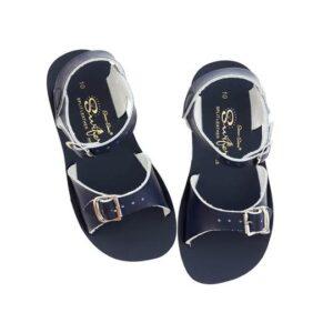 Surer sandals in navy
