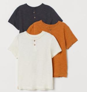 Boys T-shirt pack