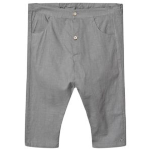 Grey vintage style boys trousers