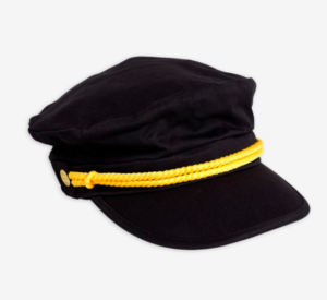 Kids skipper hat