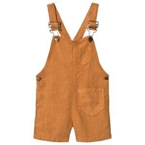 Mustard overalls