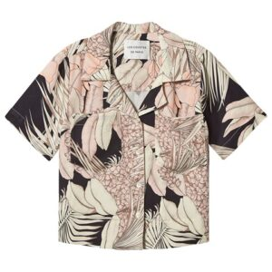 Pink hawiian shirt