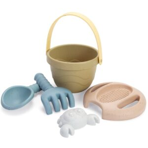 Sustainable baby bucket set