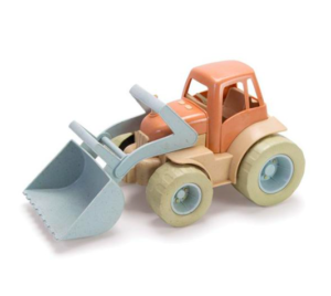 Sustainable toy tractor