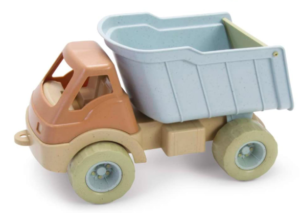 Sustainable toy truck