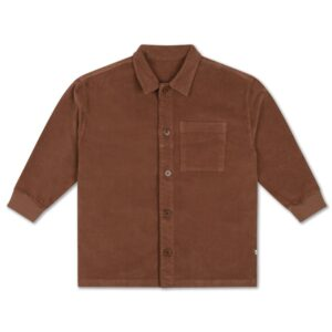 Kids brown classic shirt