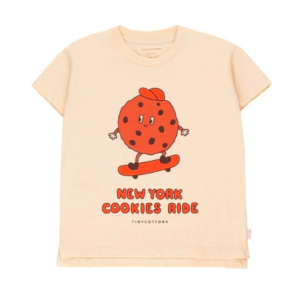 Cookie Ride skater T-shirt