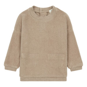 Fleece baby jumper