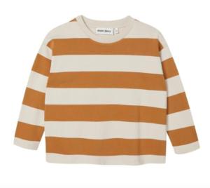 Kids long sleeve striped T-shirt