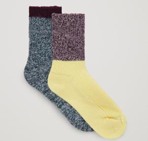 Boys wool socks