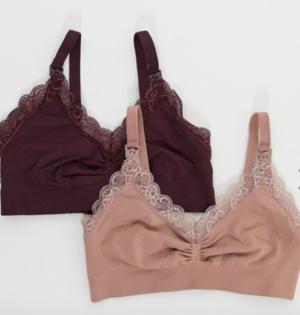 Maternity bra set