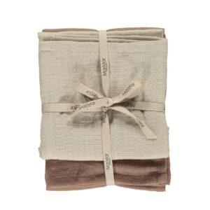 Organic muslin pack