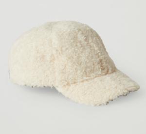 Teddy baseball cap
