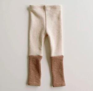 Fleece cosy leggings