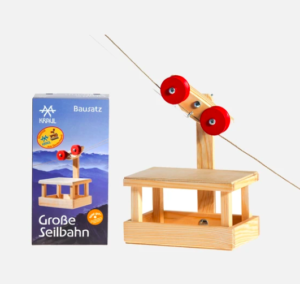 kids cable car toy