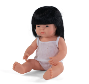 Miniland toddler doll