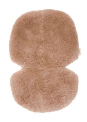Rose sheepskin sunggler