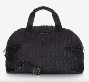 Black hospital bag