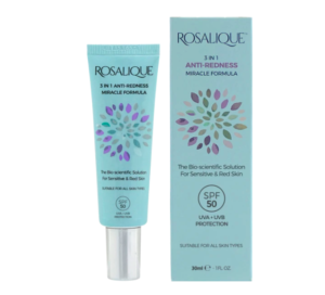 Rosalique 3 in 1 anti-redness miracle formula